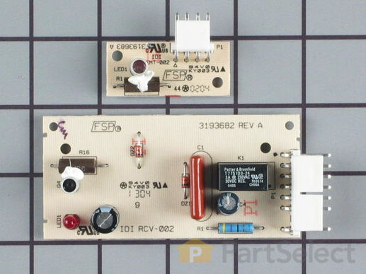 10064583-3-S-Whirlpool-W10757851-Emitter and Receiver  Boards