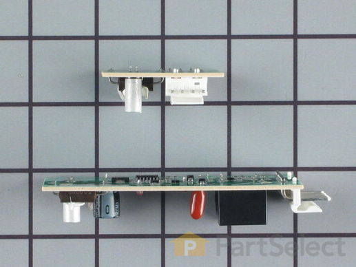 10064583-4-S-Whirlpool-W10757851-Emitter and Receiver  Boards