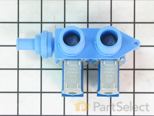 1019151-1-S-GE-WH13X10023        -Water Inlet Valve
