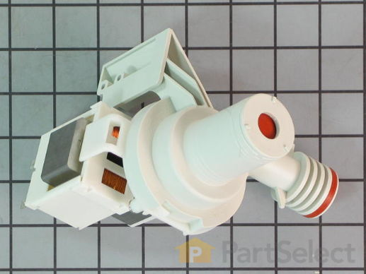 1021347-2-S-GE-WD26X10025        -Drain Pump Assembly