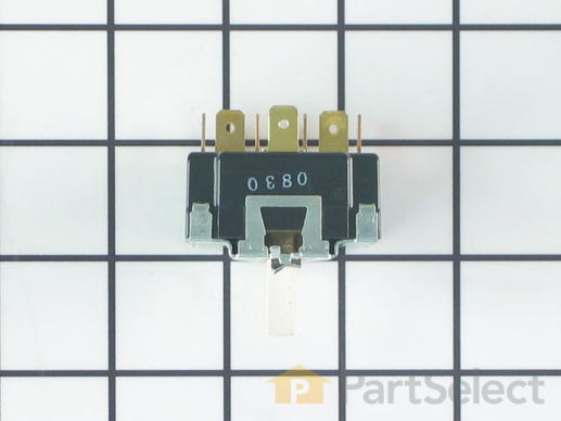 1145675-4-S-Frigidaire-134398600         -Temperature Selector Switch