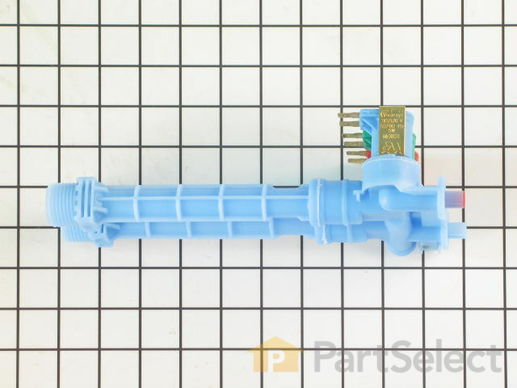1145692-2-S-Frigidaire-134371220         -Water Inlet and Dispenser Valve