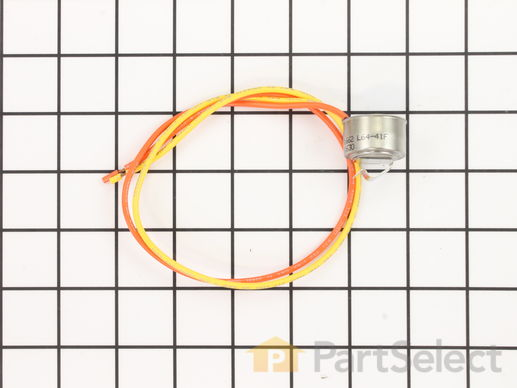 1155320-1-S-GE-WR50X10071        -Defrost Thermostat