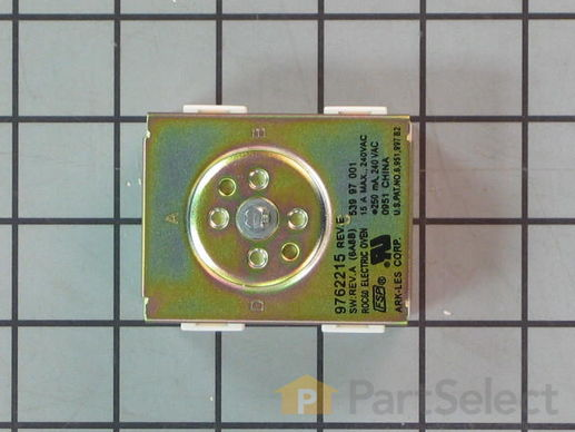 1156409-1-S-Whirlpool-9762215           -Oven Temperature Switch - 240V