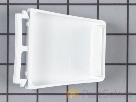 11739221-2-S-Whirlpool-WP2196100-Shelf Retainer End Cap