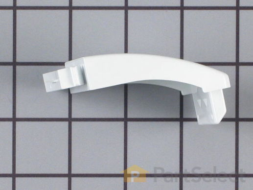 11739221-3-S-Whirlpool-WP2196100-Shelf Retainer End Cap