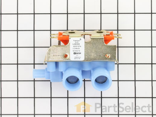 11739275-2-S-Whirlpool-WP22001274-Water Inlet Valve