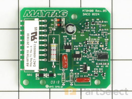 11739474-1-S-Whirlpool-WP22003906-Analog Water Temperature Control Board