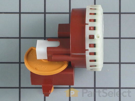 11739502-3-S-Whirlpool-WP22004188-Four Position Pressure Switch