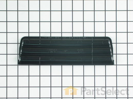 11739626-2-S-Whirlpool-WP2206671B-Grille, Overflow (Black)