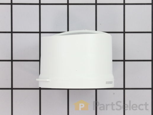 11739972-3-S-Whirlpool-WP2260518W-Cap, Water Filter (White)