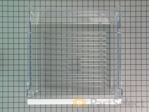 11740301-1-S-Whirlpool-WP2309517-Snack Pan - Clear
