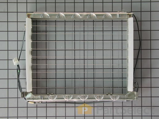 11740334-1-S-Whirlpool-WP2313637-Ice Cutter Grid Complete Assembly