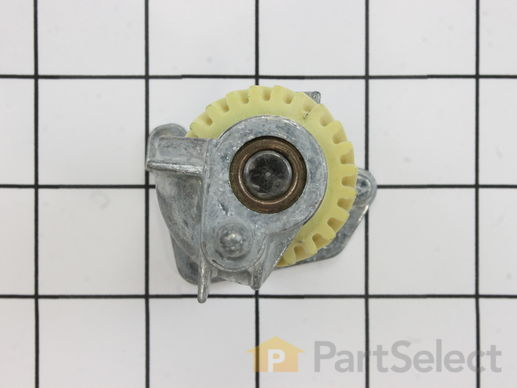 11740516-1-S-Whirlpool-WP240309-2-Worm Gear and Bracket