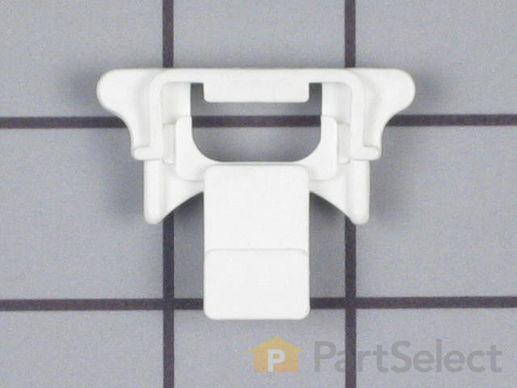 11740638-2-S-Whirlpool-WP300845-Upper Track End Cap