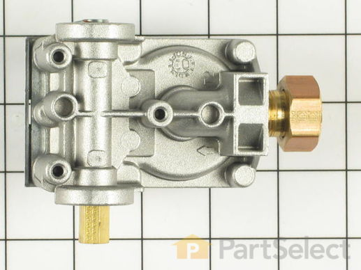 11740673-3-S-Whirlpool-WP306176-Gas Valve with Coils