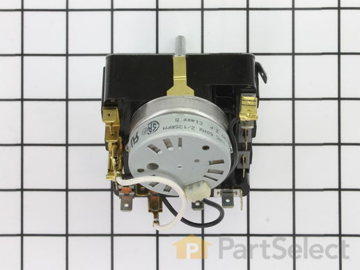 11740718-1-S-Whirlpool-WP31001513-Timer - 120 Volts - 60hz