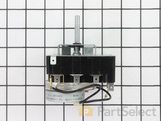 11740718-2-S-Whirlpool-WP31001513-Timer - 120 Volts - 60hz