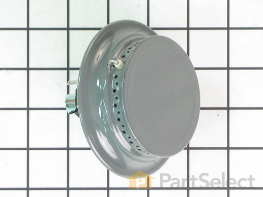 11741733-2-S-Whirlpool-WP3412D024-26-Sealed Burner Cap with Electrode