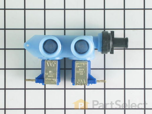 11742270-1-S-Whirlpool-WP40107001-Water Inlet Valve