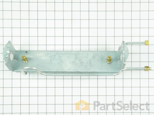 11742792-1-S-Whirlpool-WP5187M026-60-Burner Orifice Fitting Assembly