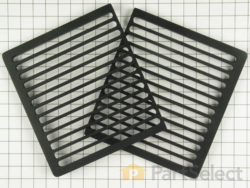 11742869-2-S-Whirlpool-WP5701M122-60-Grate - Kit of 2