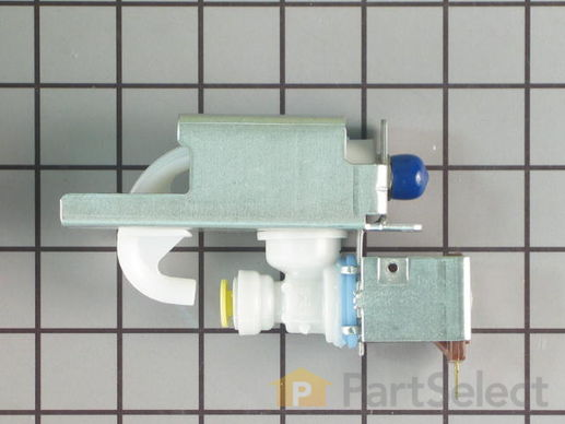 11743551-1-S-Whirlpool-WP67003753-Water Inlet Valve - 120V 60Hz
