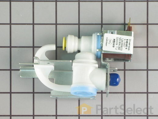 11743551-2-S-Whirlpool-WP67003753-Water Inlet Valve - 120V 60Hz