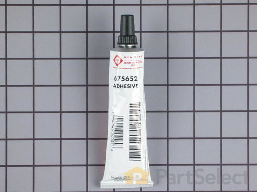 11743734-1-S-Whirlpool-WP675652-Silicone Adhesive