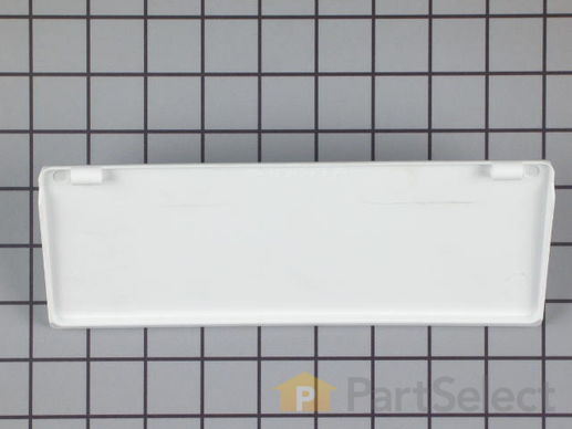 11743807-3-S-Whirlpool-WP697367-Lint Filter Cover - White