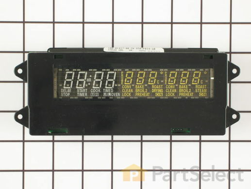 11743864-1-S-Whirlpool-WP71001872-Electronic Clock Assembly
