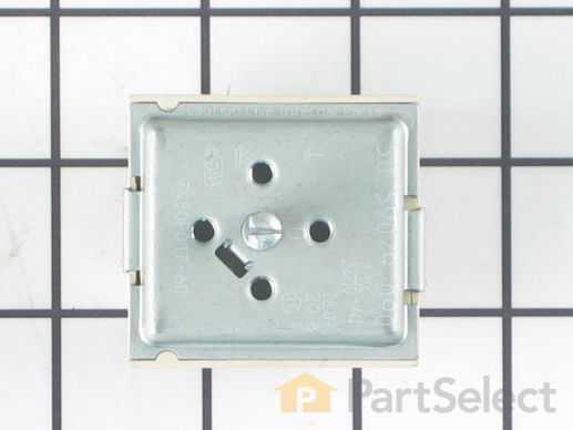 11744018-3-S-Whirlpool-WP74003122-Dual Surface Burner Switch