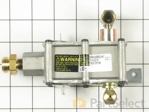 11744133-1-S-Whirlpool-WP74006427-Dual Outlet Oven Safety Valve