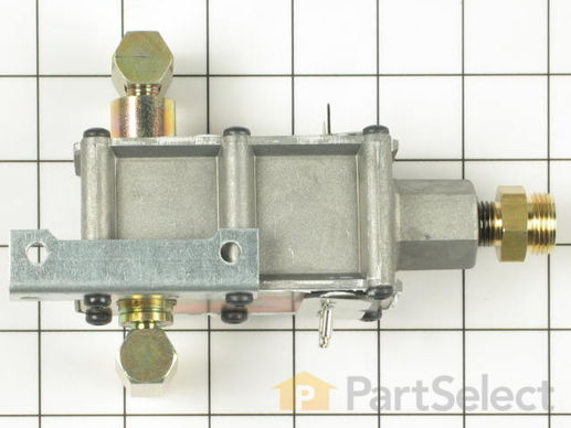 11744133-2-S-Whirlpool-WP74006427-Dual Outlet Oven Safety Valve
