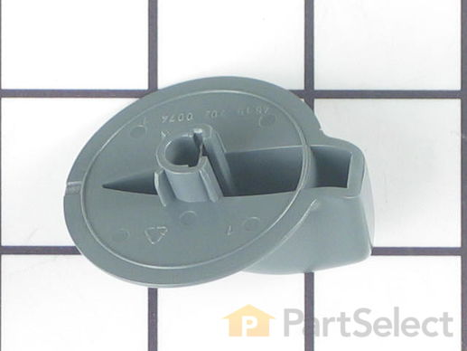 11744954-2-S-Whirlpool-WP8182050-Control Knob - Pewter
