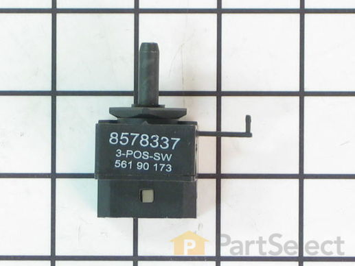 11746763-1-S-Whirlpool-WP8578337-Switch, Water Temperature
