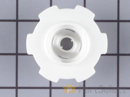 11746859-3-S-Whirlpool-WP912680-Upper Spray Arm Snap Outlet Nut