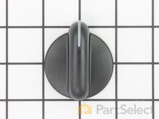 11747113-2-S-Whirlpool-WP9750372FF-Surface Burner Knob