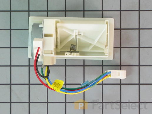 11750106-1-S-Whirlpool-WPW10196393-Damper Control Assembly
