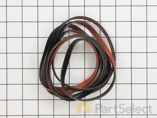 11757542-1-S-Whirlpool-WPY312959-Tumbler and Motor Belt