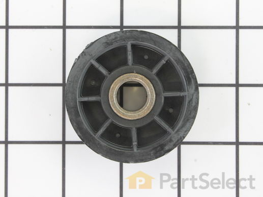 11757553-2-S-Whirlpool-WPY54414-Idler Pulley Wheel with Bearing
