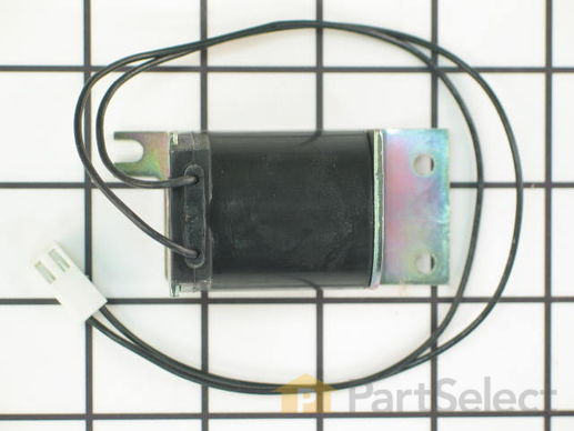 1483583-3-S-GE-WR62X10055        -Dispenser Door Solenoid Assembly