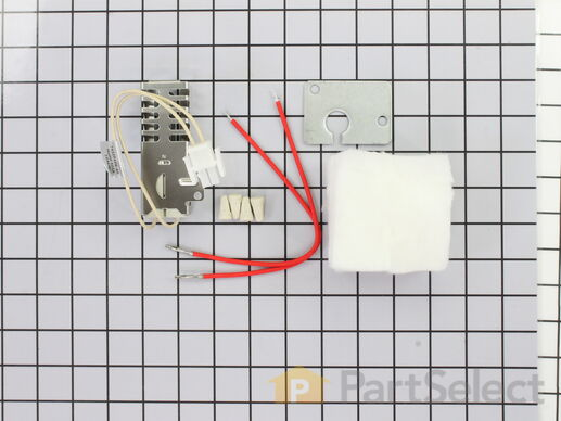 1573892-3-S-Whirlpool-12400035-Flat Style Oven Igniter Kit