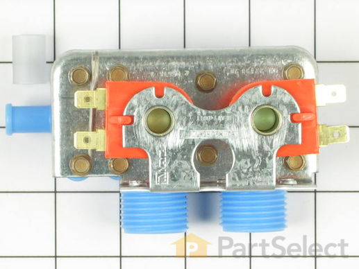 1583805-2-S-Whirlpool-205613-Water Inlet Valve