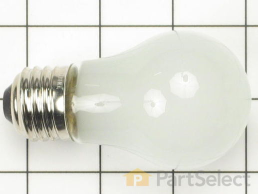 1622119-1-S-Whirlpool-61001787-Frosted Light Bulb - 60W