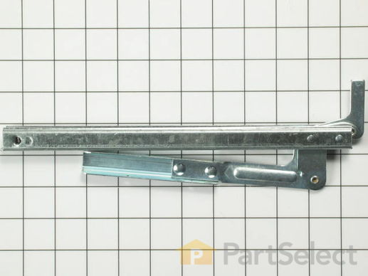 1729956-1-S-Whirlpool-R0706010-Hinge Kit - Left Side