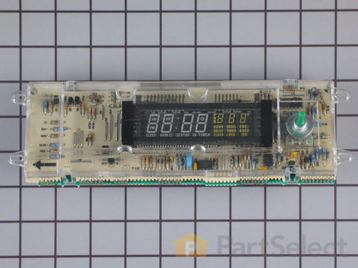 1754945-1-S-Whirlpool-Y04100263-Electronic Timer/Clock