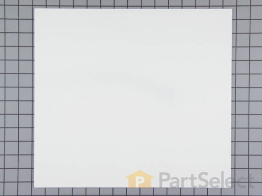 190772-1-S-Maytag-R0156726          -White Microwave Oven Tray