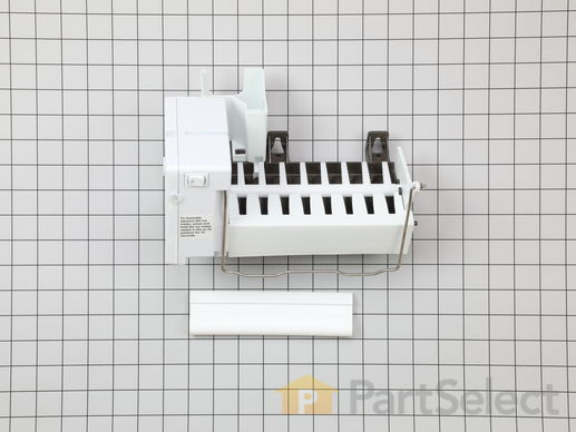 1992700-2-S-Frigidaire-5303918344-Rear-Mount Ice Maker Assembly