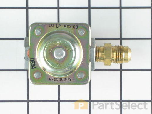 2002939-3-S-Whirlpool-12001285-Regulator Kit with Fitting